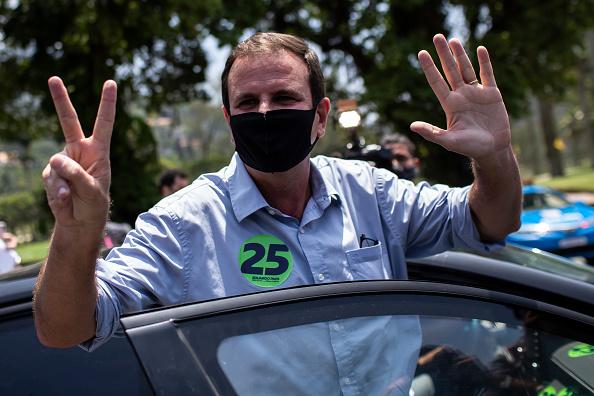 Incidental People「Rio de Janeiro Municipal Elections  Amidst the Coronavirus (COVID - 19) Pandemic」:写真・画像(15)[壁紙.com]