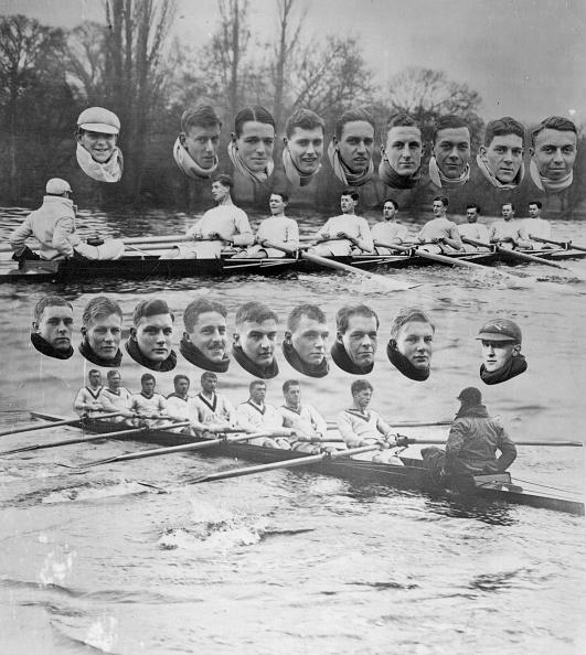 Composite Image「Rowing Heads」:写真・画像(16)[壁紙.com]
