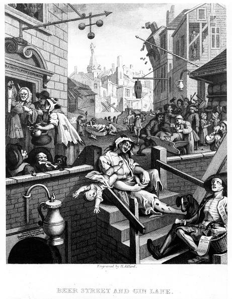 William Hogarth「Gin Lane」:写真・画像(6)[壁紙.com]