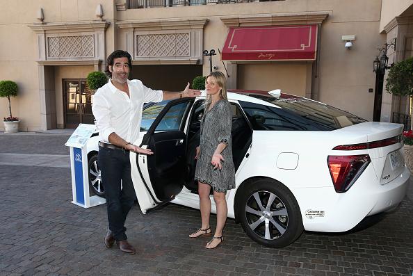 Amy Smart「Toyota Mirai Presents the Inaugural EMA Impact Summit」:写真・画像(15)[壁紙.com]