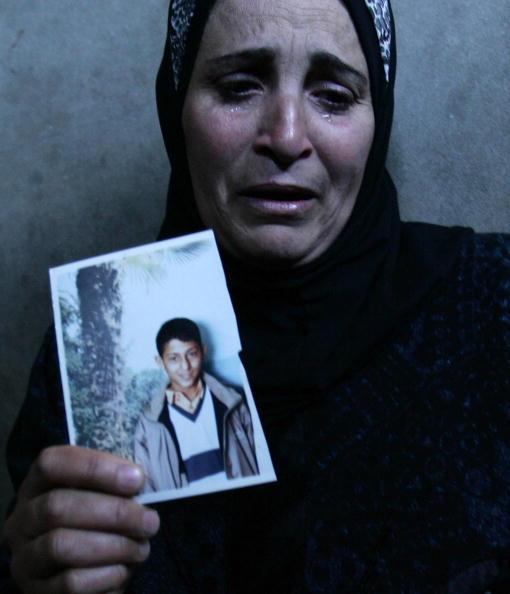 Gaza Strip「Dimona Suicide Bomber's Family Mark His Death」:写真・画像(14)[壁紙.com]