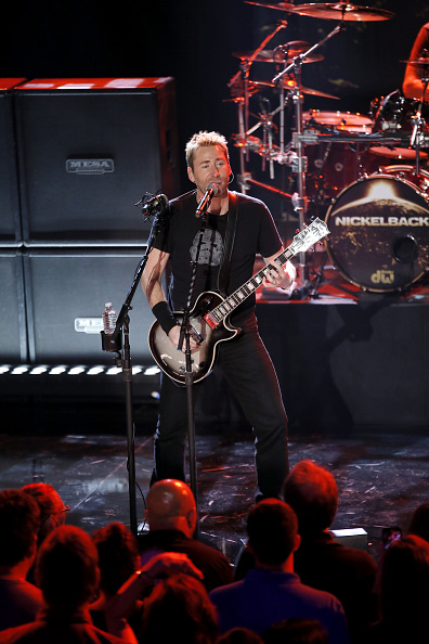 チャド・クルーガー「Nickelback Performs Live At The iHeartRadio Theater Los Angeles For iHeartRadio Live」:写真・画像(10)[壁紙.com]
