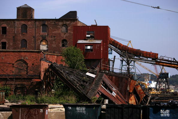 Bad Condition「Brooklyn Waterfront Named One Of Most Endangered Historic Places In U.S.」:写真・画像(4)[壁紙.com]