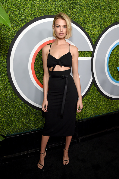 Hailey Clauson「2017 GQ Men of the Year Party - Arrivals」:写真・画像(3)[壁紙.com]