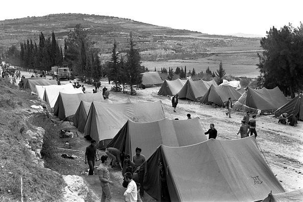 West Bank「Right-Wing Israelis Establish First West Bank Settlements」:写真・画像(10)[壁紙.com]