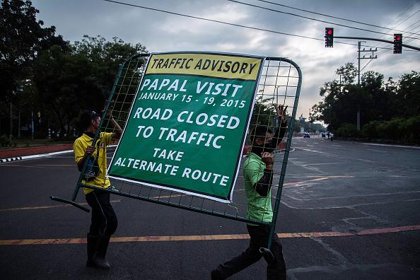 Lam Yik Fei「Manila Prepares For The Arrival Of Pope Francis」:写真・画像(8)[壁紙.com]