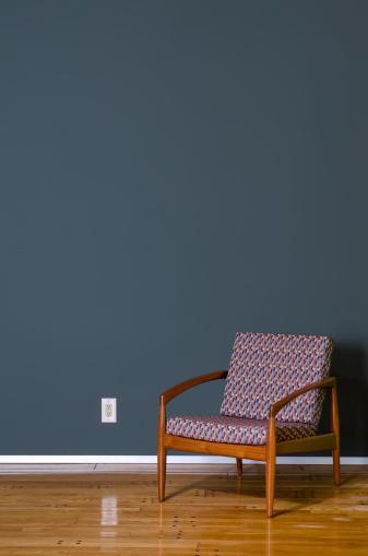 Mid-Century Style「Mid Century Modern Chair」:スマホ壁紙(18)