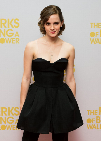 エマ・ワトソン「The Perks Of Being A Wallflower - Special Screening」:写真・画像(13)[壁紙.com]