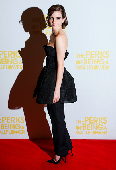 エマ・ワトソン「The Perks Of Being A Wallflower - Special Screening」:写真・画像(14)[壁紙.com]