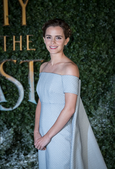エマ・ワトソン「'Beauty And The Beast' - UK Launch Event」:写真・画像(6)[壁紙.com]