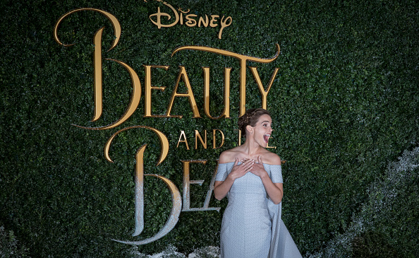 エマ・ワトソン「'Beauty And The Beast' - UK Launch Event」:写真・画像(19)[壁紙.com]