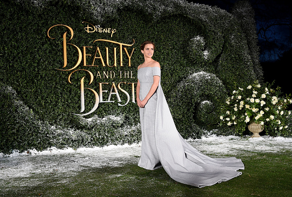 エマ・ワトソン「Disney's 'Beauty And The Beast' - UK Launch Event」:写真・画像(3)[壁紙.com]