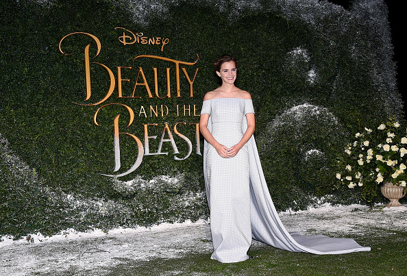 エマ・ワトソン「Disney's 'Beauty And The Beast' - UK Launch Event」:写真・画像(19)[壁紙.com]