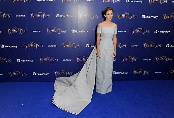 エマ・ワトソン「Disney's 'Beauty And The Beast' - UK Launch Event At Odeon Leicester Square」:写真・画像(11)[壁紙.com]