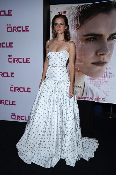 エマ・ワトソン「'The Circle' Paris Premiere At UGC Normandie」:写真・画像(11)[壁紙.com]