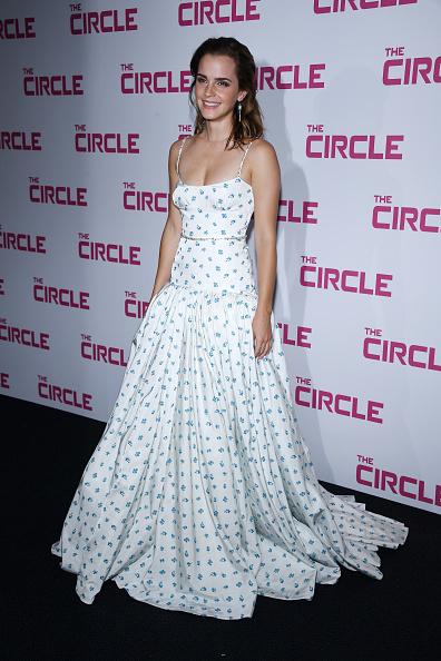 エマ・ワトソン「'The Circle' Paris Premiere At UGC Normandie」:写真・画像(3)[壁紙.com]