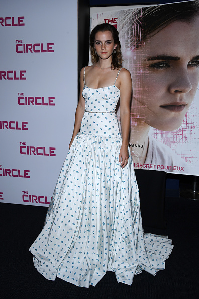 エマ・ワトソン「'The Circle' Paris Premiere At UGC Normandie」:写真・画像(12)[壁紙.com]