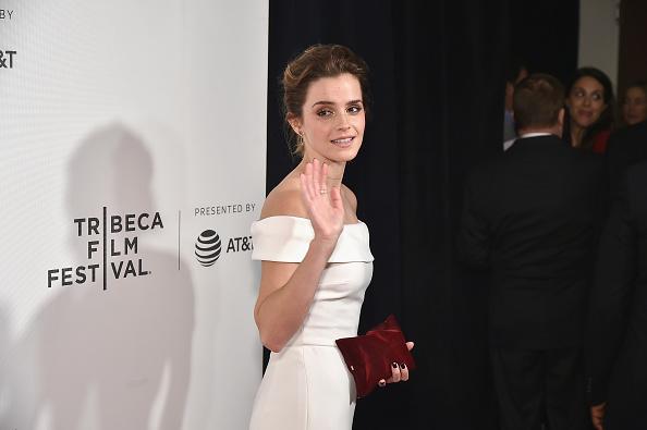 エマ・ワトソン「'The Circle' Premiere - 2017 Tribeca Film Festival」:写真・画像(8)[壁紙.com]