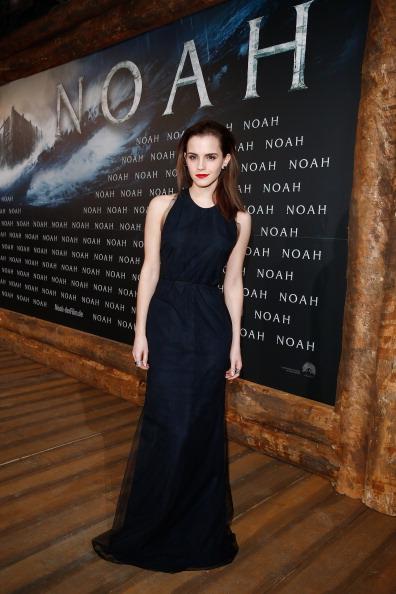 エマ・ワトソン「'Noah' Germany Premiere」:写真・画像(12)[壁紙.com]