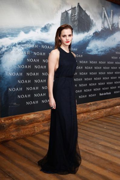 エマ・ワトソン「'Noah' Germany Premiere」:写真・画像(6)[壁紙.com]