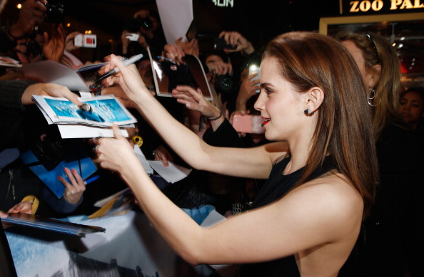 エマ・ワトソン「'Noah' Germany Premiere」:写真・画像(4)[壁紙.com]