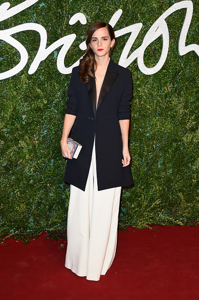 エマ・ワトソン「British Fashion Awards - Red Carpet Arrivals」:写真・画像(7)[壁紙.com]