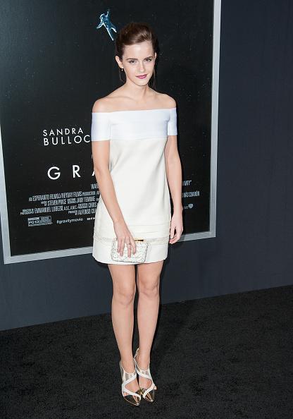 エマ・ワトソン「'Gravity' New York Premiere - Outside Arrivals」:写真・画像(12)[壁紙.com]