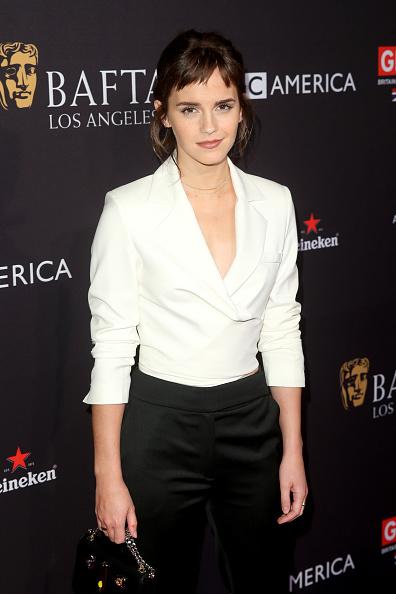 エマ・ワトソン「The BAFTA Los Angeles Tea Party - Arrivals」:写真・画像(3)[壁紙.com]