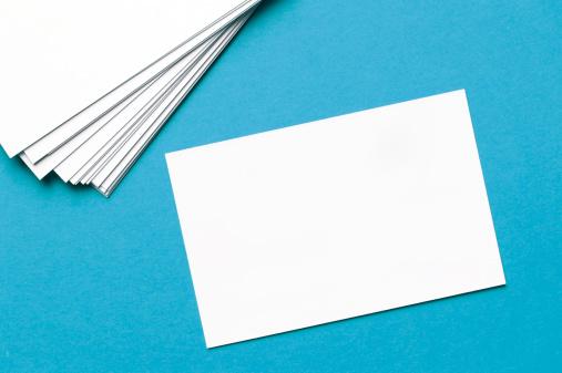 Business Card「Blank business cards」:スマホ壁紙(19)