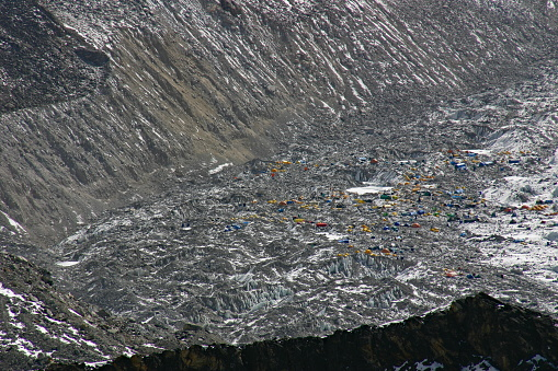 Base Camp「Mount Everest base camp, view from Kala Pattar」:スマホ壁紙(16)