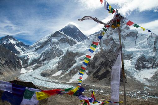 Khumbu「Mount Everest from Kala Patthar」:スマホ壁紙(10)
