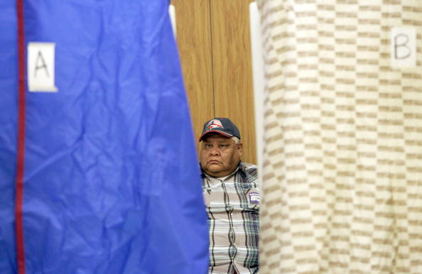 Rick Scibelli「New Mexico Voters Go To The Polls」:写真・画像(19)[壁紙.com]