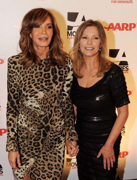 """Jaclyn Smith「AARP Magazine's """"10th Annual Movies For Grownups"""" Awards Gala - Red Carpet」:写真・画像(16)[壁紙.com]"""