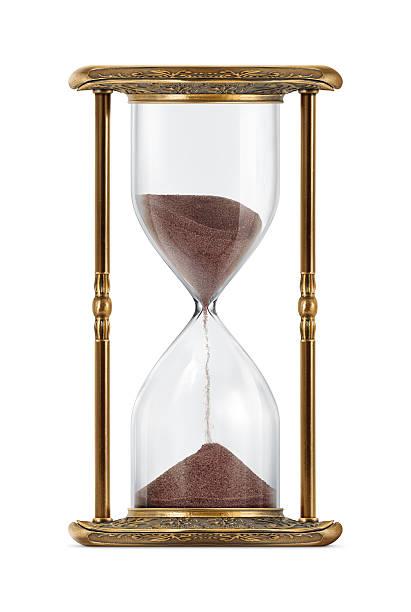 Ancient Looking Hourglass:スマホ壁紙(壁紙.com)