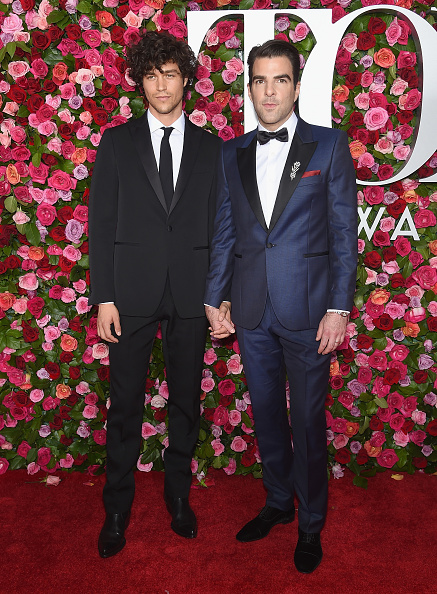 Zachary Quinto「72nd Annual Tony Awards - Arrivals」:写真・画像(6)[壁紙.com]