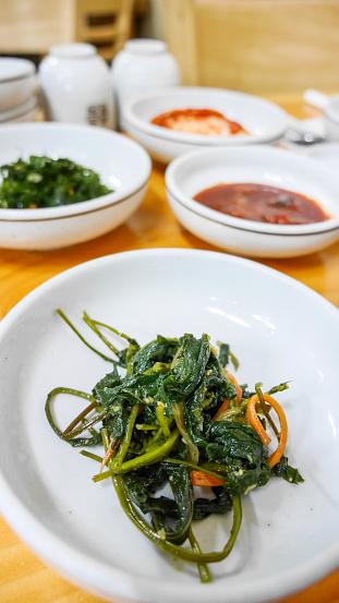 済州島「Jeju island traditional food.」:スマホ壁紙(17)