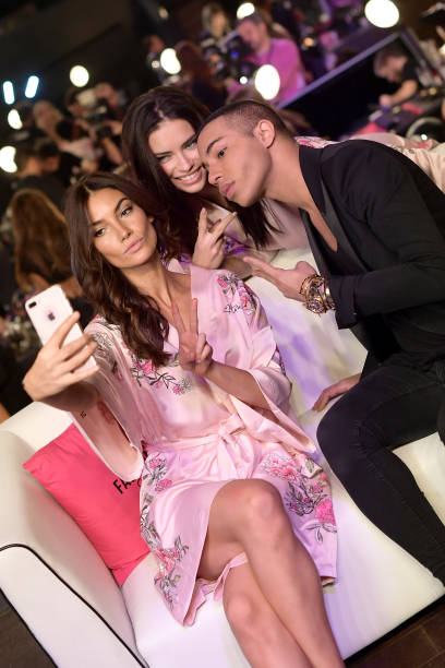 Olivier Rousteing - Fashion Designer「2017 Victoria's Secret Fashion Show In Shanghai - Hair & Makeup」:写真・画像(16)[壁紙.com]