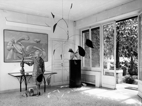 ライフスタイル「Peggy Guggenheim」:写真・画像(4)[壁紙.com]