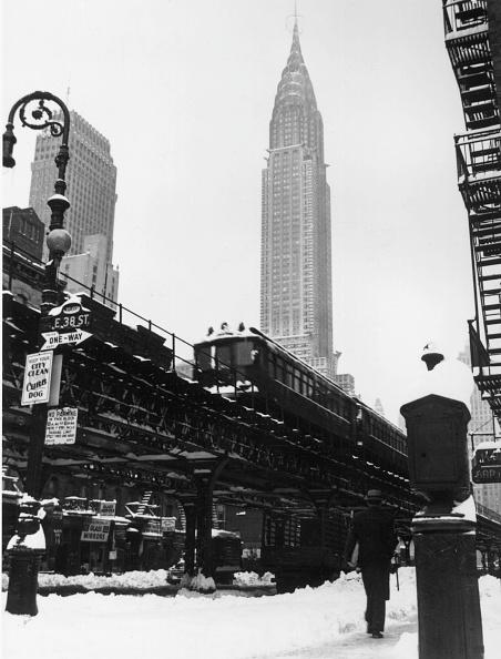 Railroad Track「Chrysler Building」:写真・画像(19)[壁紙.com]