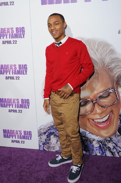 "Madea's Big Happy Family「Screening Of Lionsgate Films' ""Tyler Perry's Madea's Big Happy Family"" - Arrivals」:写真・画像(7)[壁紙.com]"