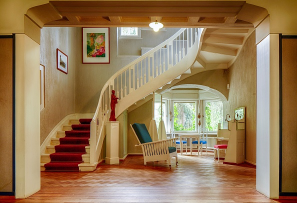 Staircase「Haus Hohe Pappeln」:写真・画像(8)[壁紙.com]