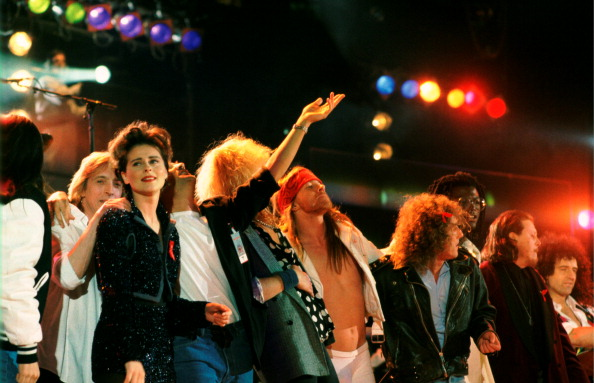 Alertness「Freddie Mercury Tribute Concert」:写真・画像(8)[壁紙.com]