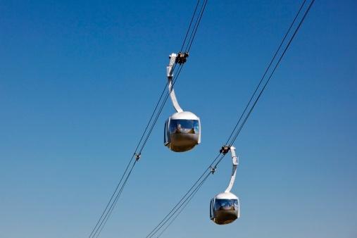 Aerial tramway「Portland, Oregon, United States Of America」:スマホ壁紙(19)