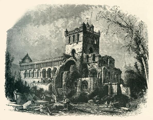 Run-Down「Jedburgh Abbey」:写真・画像(7)[壁紙.com]