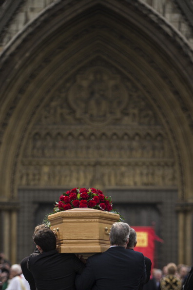 Publication「The Funeral Takes Place Of Former Labour MP Tony Benn」:写真・画像(12)[壁紙.com]