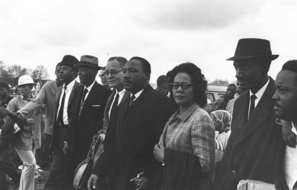 Coretta Scott King「Luther King March」:写真・画像(2)[壁紙.com]