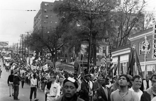 Civil Rights March:ニュース(壁紙.com)