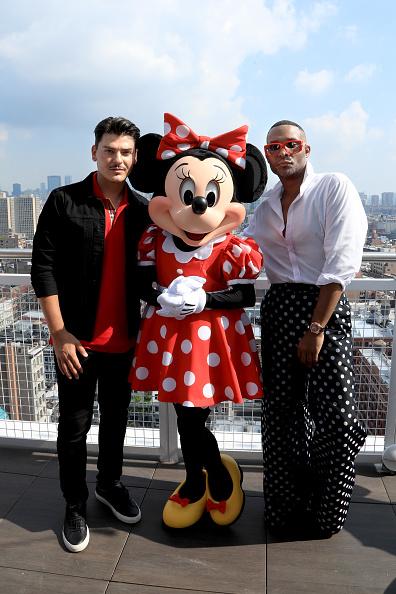 ミニーマウス「Minnie Mouse 90th Anniversary Celebration」:写真・画像(14)[壁紙.com]