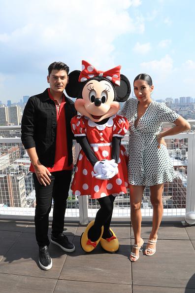 ミニーマウス「Minnie Mouse 90th Anniversary Celebration」:写真・画像(0)[壁紙.com]