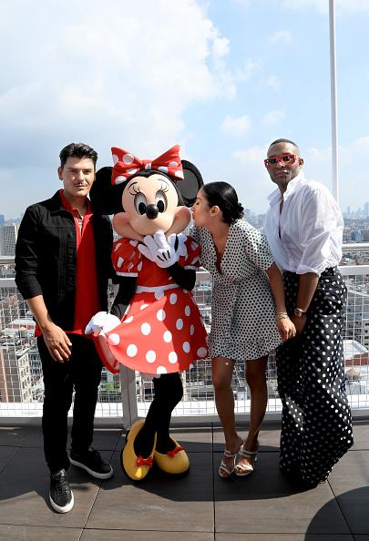 ミニーマウス「Minnie Mouse 90th Anniversary Celebration」:写真・画像(15)[壁紙.com]